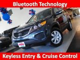 2011 Pacific Blue Kia Sorento LX #35054658
