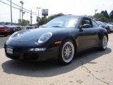 2007 Black Porsche 911 Carrera 4 Coupe #35054665