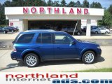 2006 Saab 9-7X Ocean Blue Metallic
