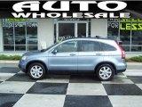 2008 Glacier Blue Metallic Honda CR-V EX-L #35055002