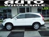 2009 Taffeta White Honda CR-V EX-L #35055004