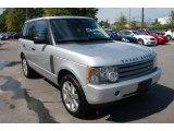 2005 Zambezi Silver Metallic Land Rover Range Rover HSE #35055007
