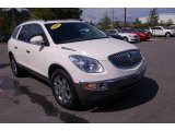 2008 White Diamond Tri Coat Buick Enclave CXL #35055008