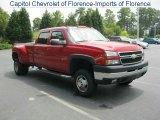 2006 Chevrolet Silverado 3500 Crew Cab 4x4 Dually Data, Info and Specs