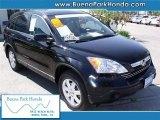 2008 Nighthawk Black Pearl Honda CR-V EX-L #35054726