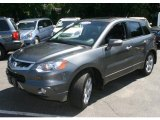 2008 Acura RDX Polished Metal Metallic