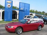2003 Redfire Metallic Ford Mustang GT Convertible #35054552
