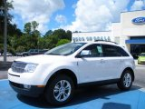 2010 White Platinum Tri-Coat Lincoln MKX FWD #35054565