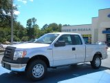 2010 Ingot Silver Metallic Ford F150 XL SuperCab #35054567