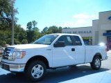 2010 Oxford White Ford F150 XLT SuperCab #35054570