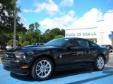 2011 Ebony Black Ford Mustang V6 Premium Coupe #35054573