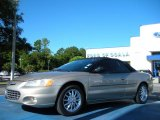 2002 Light Almond Pearl Metallic Chrysler Sebring Limited Convertible #35054581