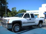 2004 Chevrolet Silverado 2500HD Extended Cab Data, Info and Specs