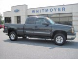 2003 Dark Gray Metallic Chevrolet Silverado 2500HD LT Extended Cab 4x4 #35055130