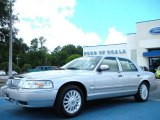 2009 Silver Birch Metallic Mercury Grand Marquis LS Ultimate Edition #35054591