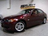 2008 Barbera Red Metallic BMW 3 Series 328xi Sedan #35054604