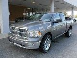 2011 Mineral Gray Metallic Dodge Ram 1500 Big Horn Quad Cab #35126710