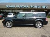 2010 Tuxedo Black Ford Flex SEL EcoBoost AWD #35126476