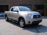 2008 Desert Sand Mica Toyota Tundra Limited Double Cab 4x4 #35126173