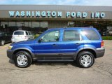 2006 Sonic Blue Metallic Ford Escape XLT V6 4WD #35126482