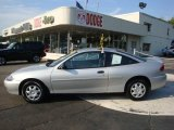 2003 Ultra Silver Metallic Chevrolet Cavalier Coupe #35126517