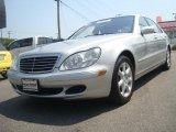 2004 Brilliant Silver Metallic Mercedes-Benz S 430 4Matic Sedan #35126194