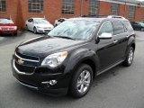 2010 Black Granite Metallic Chevrolet Equinox LTZ #35126743