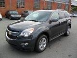2010 Cyber Gray Metallic Chevrolet Equinox LT #35126744