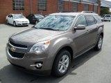 2010 Mocha Steel Metallic Chevrolet Equinox LT #35126745