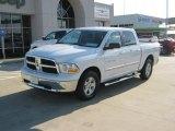 2011 Bright White Dodge Ram 1500 SLT Crew Cab #35177736
