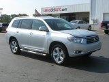 2010 Classic Silver Metallic Toyota Highlander Limited #35177649