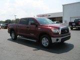 2010 Salsa Red Pearl Toyota Tundra CrewMax 4x4 #35177650