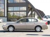 2007 Amber Bronze Metallic Chevrolet Malibu LS Sedan #35177830