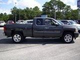 2011 Black Granite Metallic Chevrolet Silverado 1500 LT Extended Cab #35177705