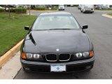 2000 Jet Black BMW 5 Series 528i Sedan #35221645
