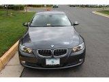 2008 Sparkling Graphite Metallic BMW 3 Series 335i Coupe #35221647