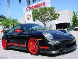 2007 Black Porsche 911 GT3 RS #351995