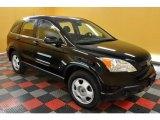 2008 Nighthawk Black Pearl Honda CR-V LX 4WD #35222200