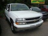 2004 Summit White Chevrolet Tahoe LS 4x4 #35221960