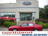 2011 Red Candy Metallic Ford Fusion SE #35221749