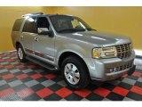 2008 Vapor Silver Metallic Lincoln Navigator Luxury 4x4 #35222226