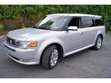 2010 Ingot Silver Metallic Ford Flex Limited AWD #35221812