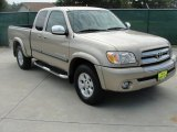 2005 Desert Sand Mica Toyota Tundra SR5 Access Cab #35222012