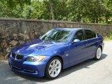 2007 Montego Blue Metallic BMW 3 Series 335i Sedan #35221831