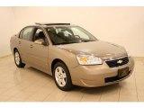 2007 Sandstone Metallic Chevrolet Malibu LT Sedan #35283732