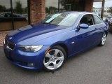 2007 Montego Blue Metallic BMW 3 Series 328i Coupe #35283158