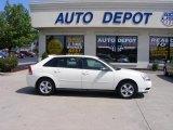 2005 White Chevrolet Malibu Maxx LS Wagon #35283167