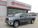 2007 Slate Metallic Toyota Tundra SR5 Double Cab 4x4 #35283220