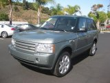 2007 Giverny Green Mica Land Rover Range Rover HSE #35283018