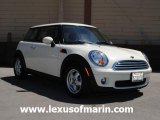 2007 Pepper White Mini Cooper Hardtop #35283859